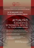Actualităţi în diagnosticul şi tratamentul infecţiei cu toxoplasma Gondii